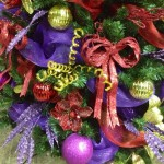 office holiday wreath